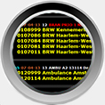 P2000 Van Pd5hw Real Time Brandweer Politie Ambulance En Knrm Volgen